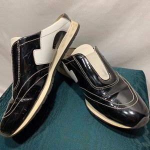 Salvatore Ferragamo Vintage Leather Mules